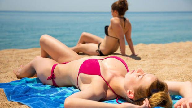 Strand & Entspannen - Abifahrt Calella 2015