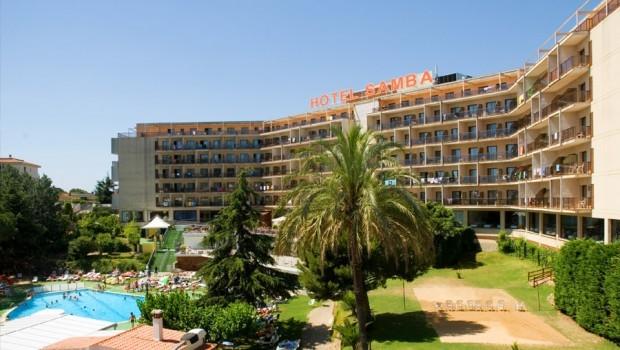 Hotel Samba - Lloret de Mar Abireise-Tipp