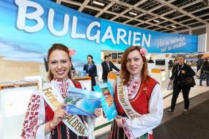 ITB 2015 Bulgarien Stand