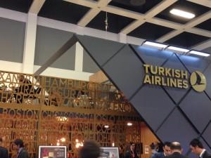 ITB 2015 Stand von Turkish Airlines