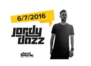 Jordi Dazz - Abi del Mar Festival - Abifahrt Novalja Zrce