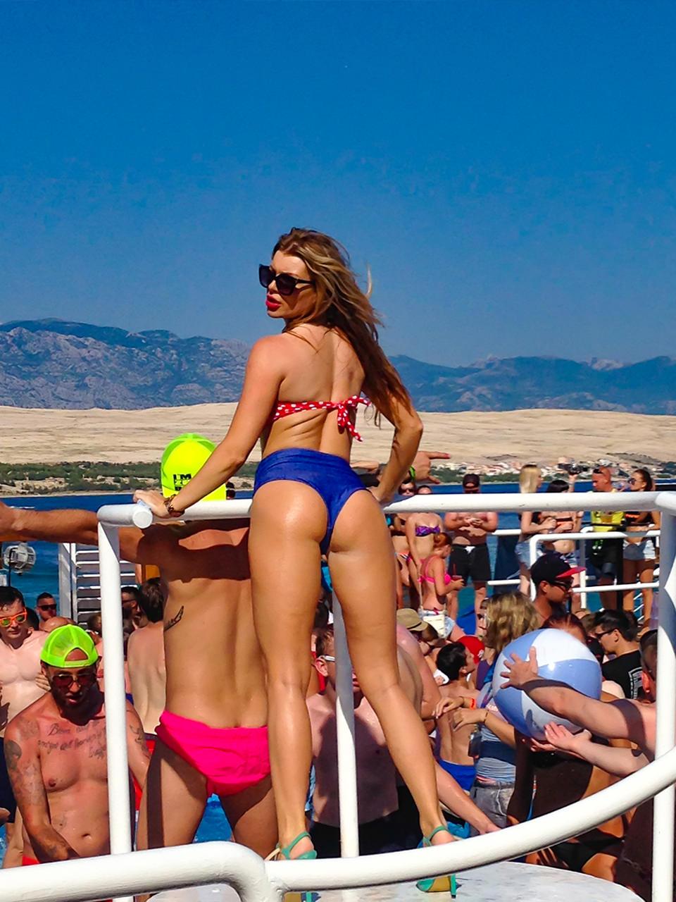 Novalja Unlimited Reisen bikini