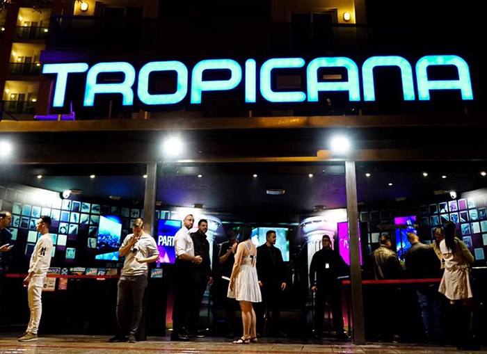 Tropicana Club Malgrat de Mar - Aussen