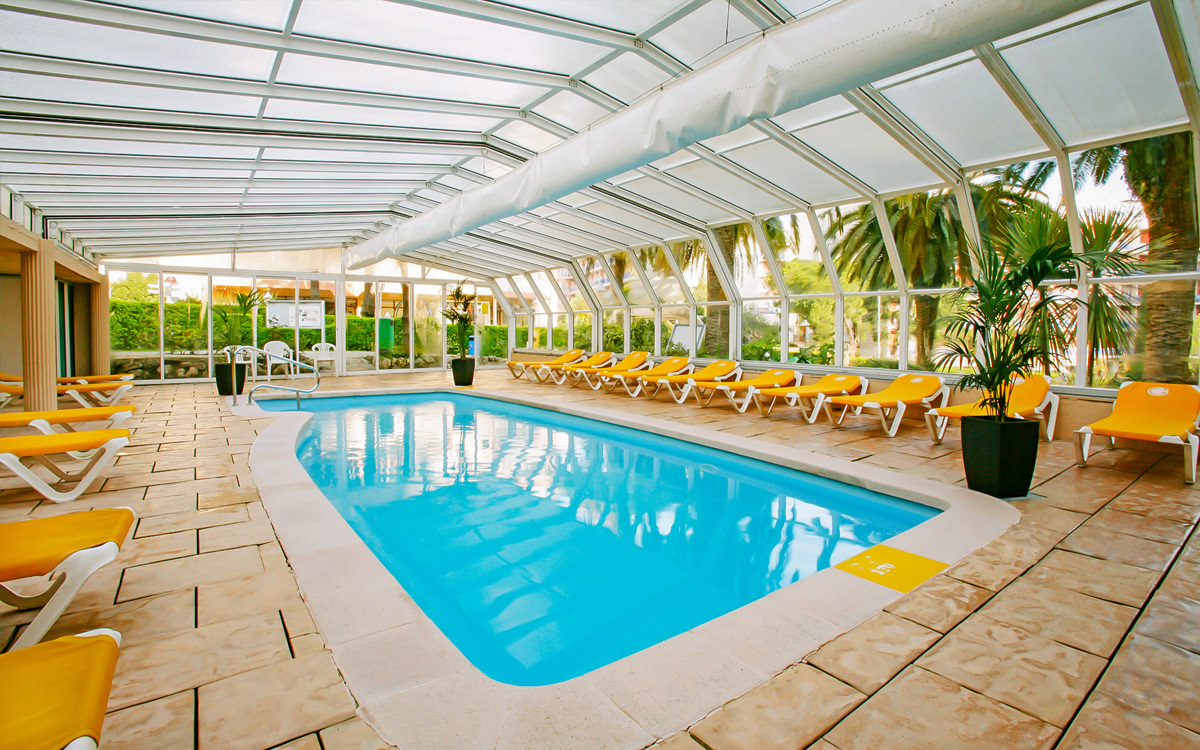 Hotel Guitart Central Park - Lloret de Mar  - Indoor Pool