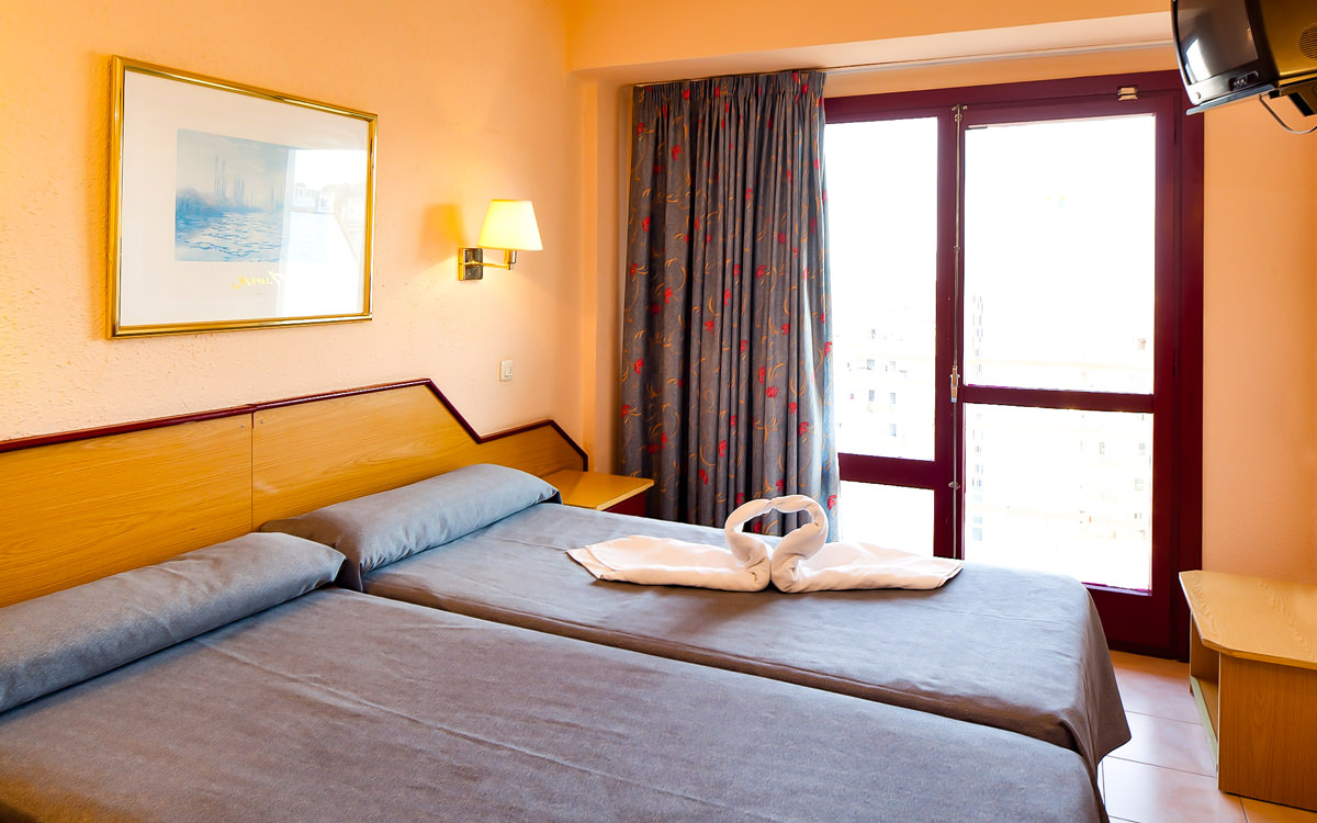 Hotel Olympic Calella - Zimmer