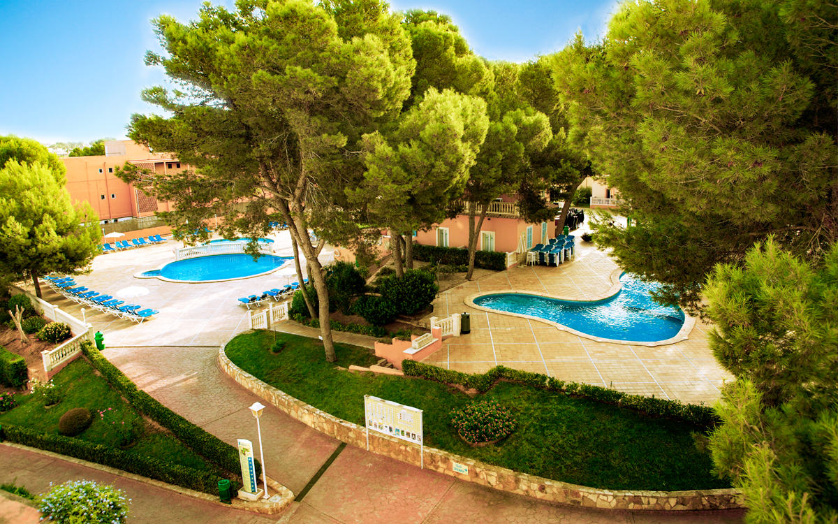 Hotel Palma Bay Club Resort - Mallorca - Pools