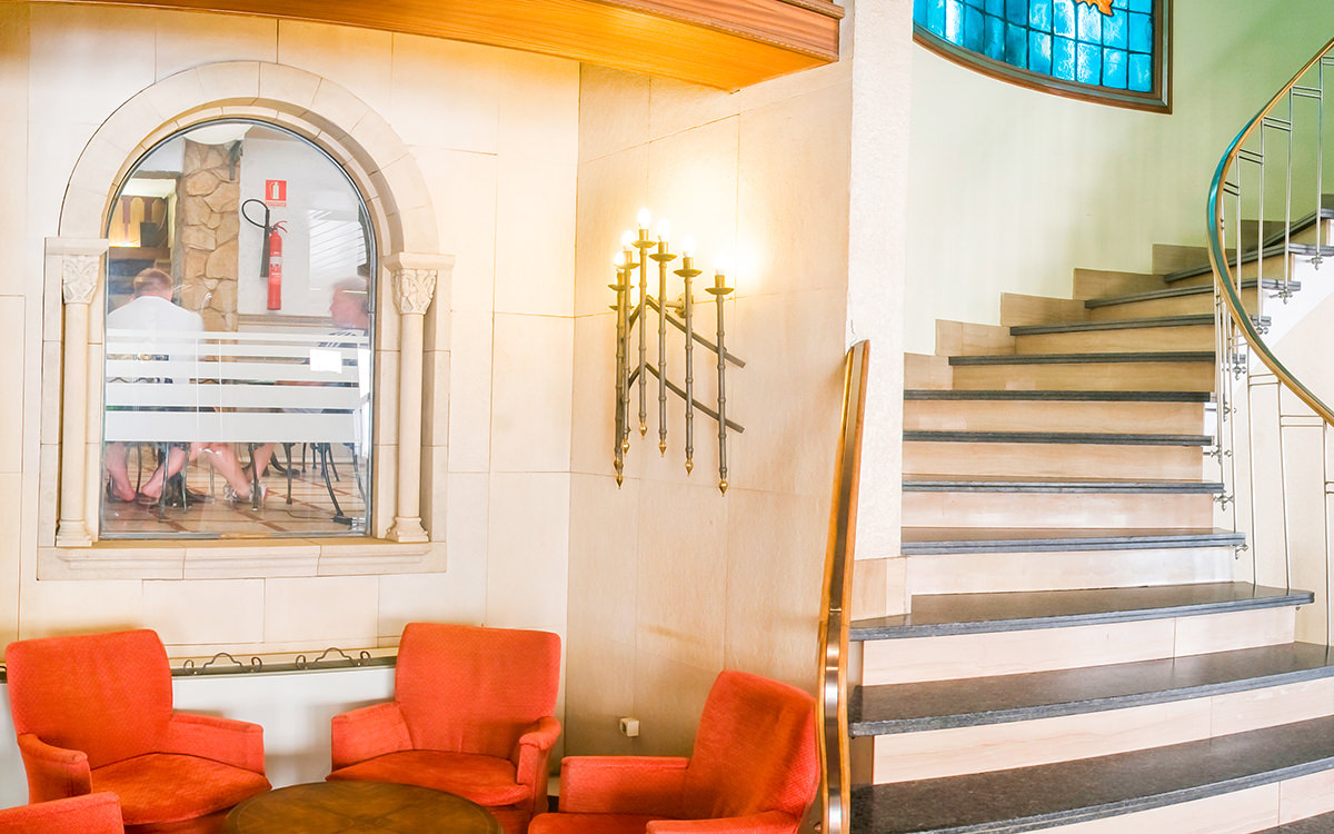 Hotel Vila - Calella - Lobby / Overview
