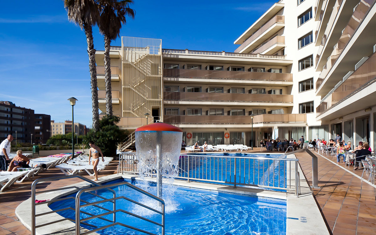 Hotel Royal Star - Lloret de Mar - Pool