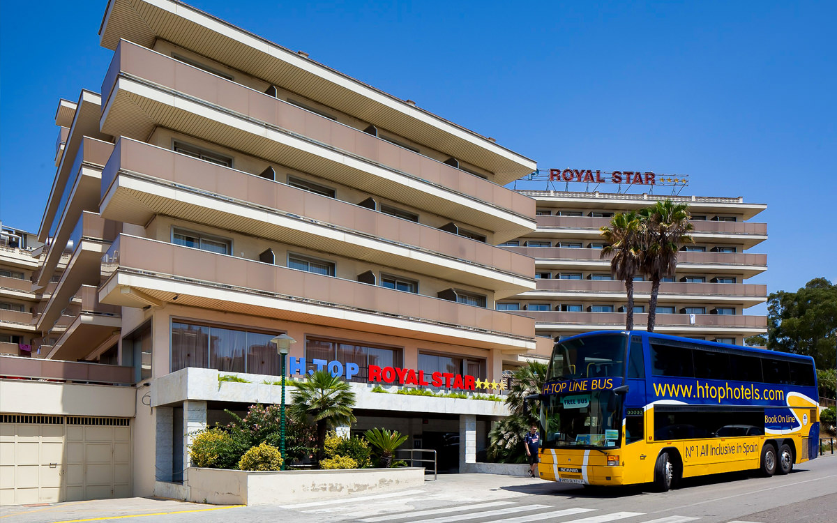 Hotel Royal Star - Lloret de Mar - Shuttle Bus