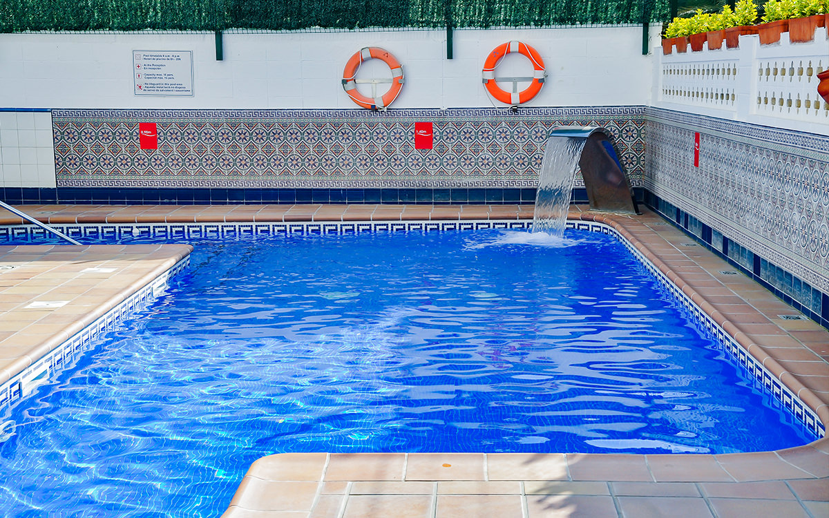 Apartment Safari - Calella - Pool